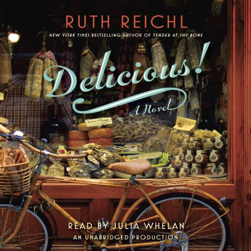 Delicious! audiobook cover art