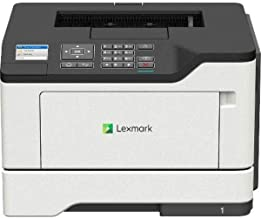 $560 » Lexmark MS521dn Laser Printer - Monochrome - TAA Compliant - 46 ppm Mono - 1200 x 1200 dpi Print - Automatic Duplex Print ...