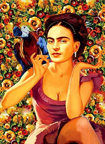 Puzzle Anatolian - Serhat Filiz: Frida Kahlo, 1.000 piese (1071)