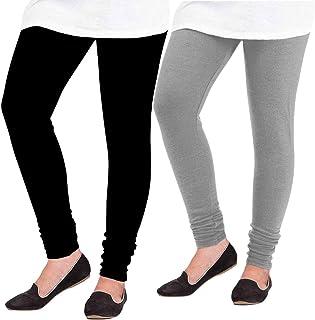 Pixie Woolen Leggings for Women Winter Bottom Wear Combo Pack of 2 and