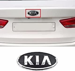 KIA Logo Rear Trunk Emblem Badge for Kia Optima Forte/Koup Rio Rondo OEM Parts