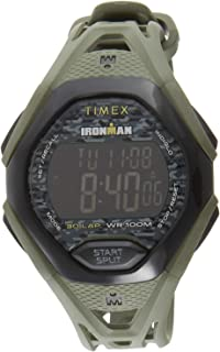 Timex Men's Digital Watch, Chronograph Display and Resin Strap TW5M23900