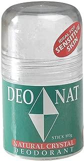 Deonat Natural Crystal Deodorant Stick (100g)