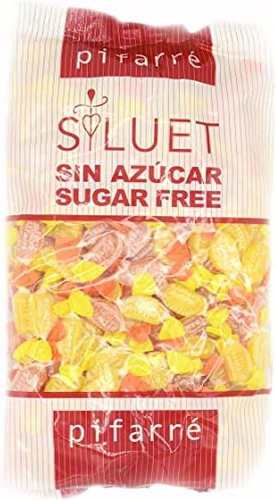 Pifarré 1911 Caramelo Gajos Surtido sin Azúcar 1000 g