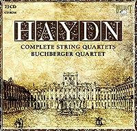 Haydn: Complete String Quartets by Buchberger Quartet