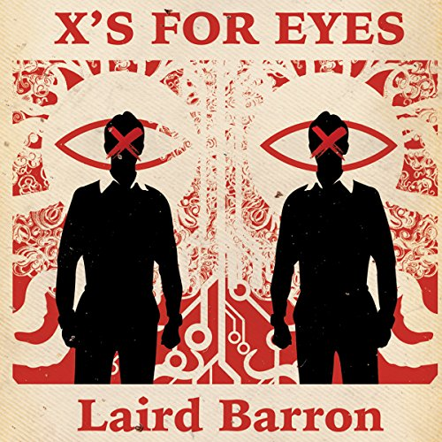 X's for Eyes audiobook cover art