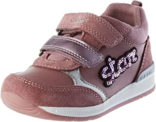Geox B Rishon Girl B, Chaussures Premiers Pas Fille