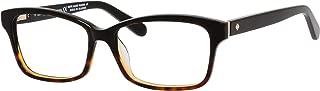 Eyeglasses Kate Spade SHARLA 0EUT Black Tortoise Fade / 00 Demo Lens