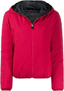 Save The Duck Luxury Fashion Womens D3354WMATT901501 Fuchsia Outerwear Jacket |