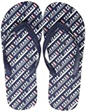 Pepe Jeans Swimming All Over, Chanclas Hombre, Azul Marino 595, 45 EU