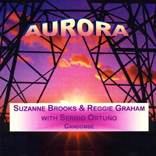 Suzanne Brooks & Reggie Graham With Sergio Ortuño