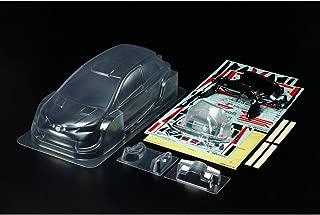 Tamiya America, Inc Body Parts Set: Toyota Gazoo Racing WRT, Yaris WRC, TAM51608