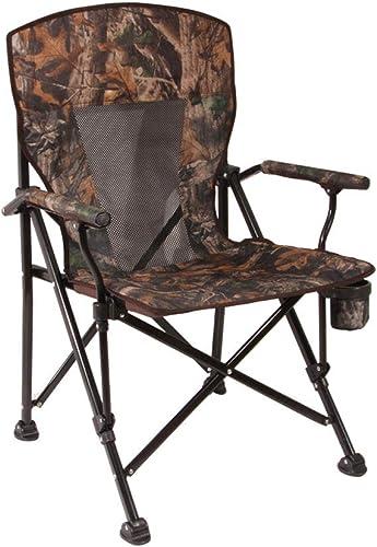 BFQY FH Chaise Pliante en Plein air, Camping avec Plage Auto-Conduite Portable Chaise de pêche Chaise de Bureau Pause déjeuner 56 × 95 × 58 cm, Choix MultiCouleure