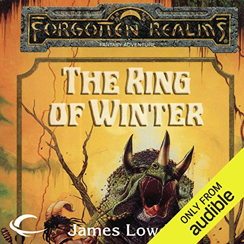 The Ring of Winter audiobook cover art