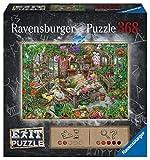 Ravensburger EXIT Puzzle Im Gewächshaus, Puzzle Für Erwachsene Und Kinder Ab 12 Jahren, 368 Teile