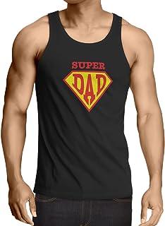 lepni.me 男性用ベスト スーパーヒーロー、スーパーパパ、父の日ギフト