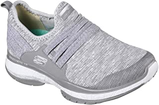 Skechers One-foot Casual Shoes gray