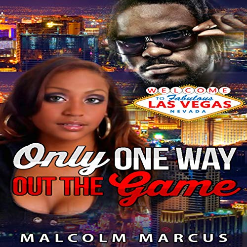 Only One Way Out the Game audiobook cover art