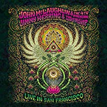 john mclaughlin jimmy herring live in san francisco