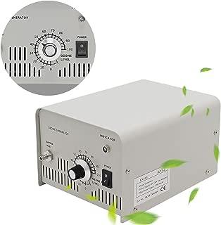 CGOLDENWALL Generador de Ozono 1000mg/h Purificador de Agua