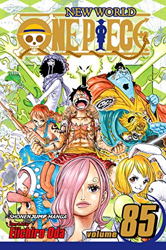 One Piece, Vol. 85: Liar (English Edition)