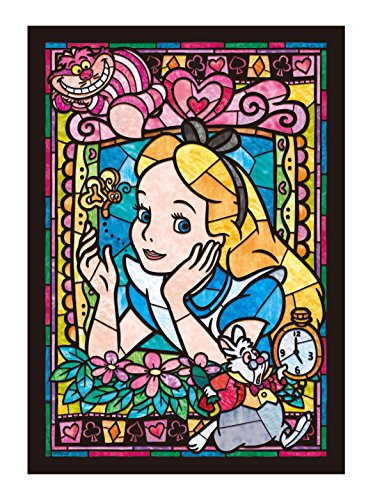 Vidrieras Art Disney 266 pieza Alice manchado DSG-266-750 firmemente (jap?n importaci?n)
