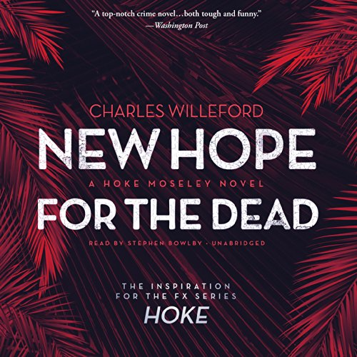New Hope for the Dead audiobook cover art