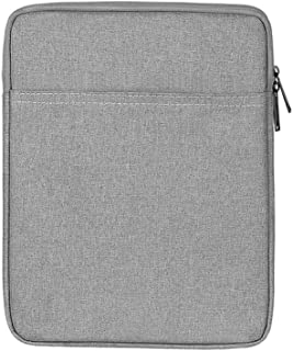 AINAAN iPad/Tablet Sleeve Case ,Shockproof, Waterproof, Portable, Accessory And Charger Storage Bag, 9.7 Inch, Gray