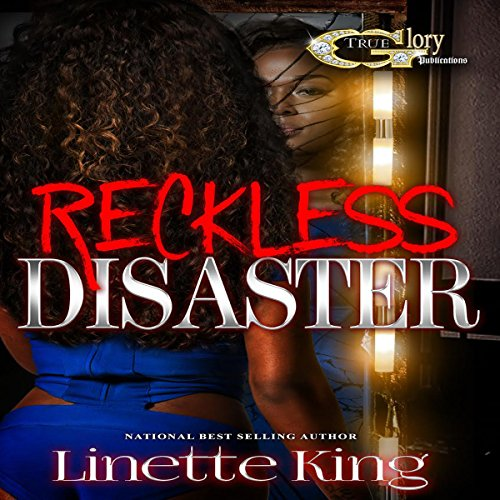 Reckless Disaster - Book 1 audiobook cover art