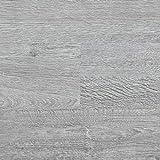 Pavimento PVC Vinilico SPC, Impermeabile, Resistente, 2,196 m²/AC5 5mm, Robust Rovere Grigio Montana