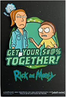 Get It Together! - Collectible Pin