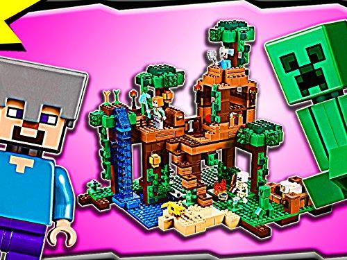 Clip: Jungle Tree House