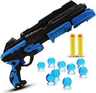 BEETEST 2 en 1 niños plástico espuma suave Dart Gun pistol