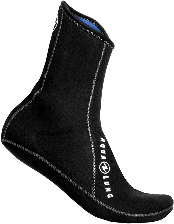 Aqua Lung Ergo 3mm Neoprene High Top Sock