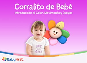 Baby Playpen Intro to Color Movement And Games (Spanish audio)