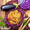 Roland Foods Roasted Eggplant Puree, Specialty Imported Food, 6-Pound Can #3
