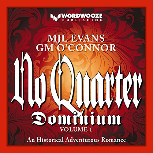 No Quarter: Dominium, Volume 1 audiobook cover art