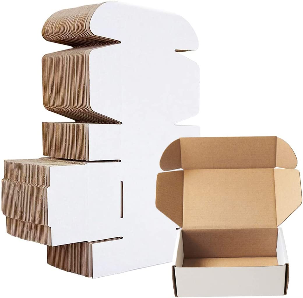 Corrugated Mailer Small Max 61% OFF Cardboard Shipping Boxes Product 2