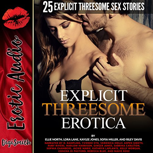 Explicit Threesome Erotica cover art