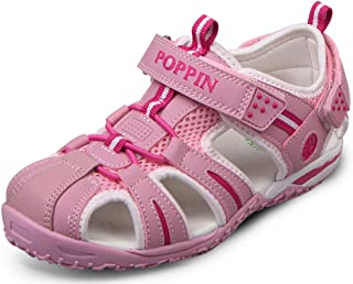 Poppin Kicks Boys & Girls Summer Fisherman Closed Toe Athletic Sandals (Toddler/Little Kid/Big Kid)