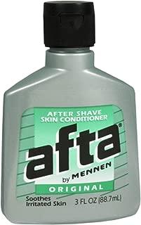 Afta After Shave Skin Conditioner Original 3 oz (Pack of 3)