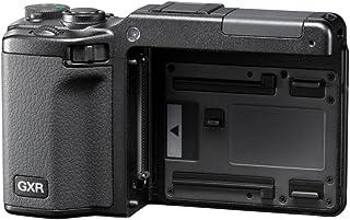 Ricoh GXR Systemkamera (10 Megapixel, 10 fach optischer Zoom, 7,6 cm (3 Zoll) Display, HD Video) Gehäuse schwarz