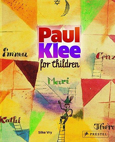 Paul Klee for Children /Anglais