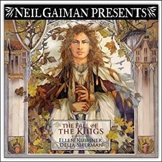 The Fall of the Kings audiobook cover art