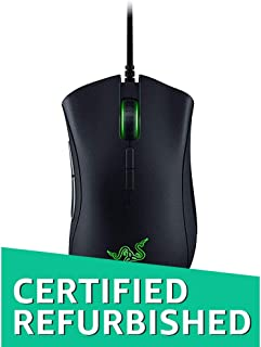 9929bd0106c Razer DeathAdder Elite - Multi-Color Ergonomic Gaming Mouse The eSports Gaming  Mouse (Certified