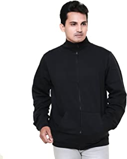 EASY 2 WEAR ® Mens Jackets Black - Without Hood (Size S to 5XL)