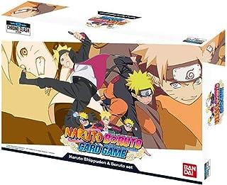 BANDAI BCLNDG2482204 Naruto Boruto Card Game Naruto Shippuden and Boruto Set