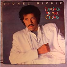 Lionel Richie Mint / NM Stereo Lp & Original Gate-fold Cover & Lyric Sheet Inner Sleeve - Dancing On The Ceiling - Motown Records 1986