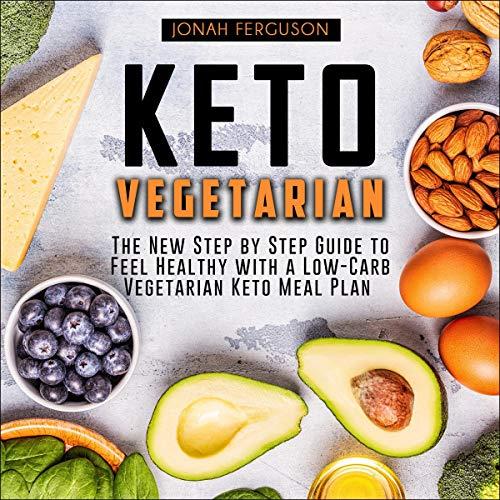 Keto Vegetarian audiobook cover art