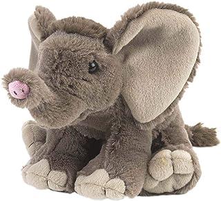 Wild Republic 10831 African Elephant Baby Plush, Cuddlekins Cuddly Soft Toys, Kids Gifts,20 cm, Multi